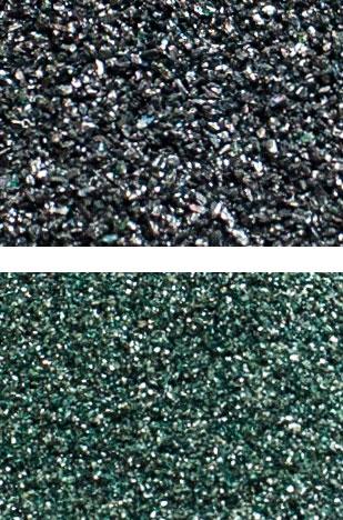 карбид кремния чёрный